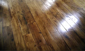 Oak Flooring Polishes and Waxes